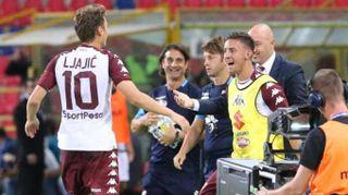 Serie A: Bologna-Torino 1-1