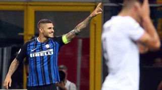 Serie A: Inter-Fiorentina 3-0