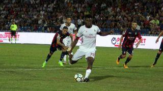 Serie A: Crotone-Milan 0-3