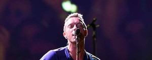 Hit parade, i Coldplay restano in vetta