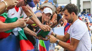 Tennis: Atp Cincinnati, vittoria Dimitrov