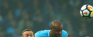 Calcio: Manchester City-Everton 1-1
