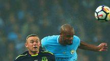 Calcio: Manchester City-Everton 1-1