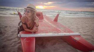 Cristina D'Avena, a 53 anni splendida in bikini su Instagram