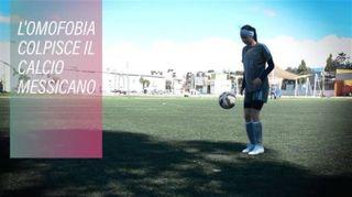 Lettera anonima: omofobia nel calcio messicano