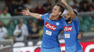"""Champions: Nizza-Napoli, Sarri: """"Crocevia intera stagione"""""""