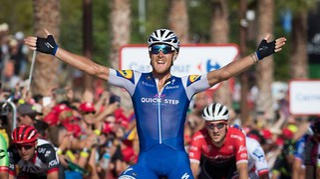 Vuelta 2017, colpo di Trentin. Ordine d'arrivo e classifica
