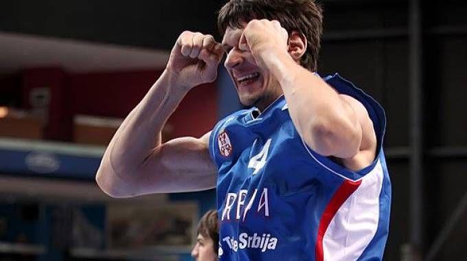 Bogdanovic e Marjanovic mandano a tappeto l'Italbasket