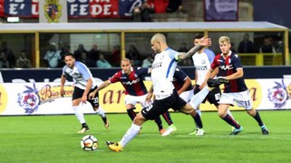 Serie A: Bologna-Inter 1-1