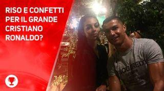 Cristiano Ronaldo e Georgina: un anello sospetto...
