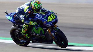 """Moto, Rossi: """"Parto per Aragon, proverò a correre"""""""