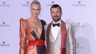 Swarovski, party esclusivo a Milano. Brillano Karlie Kloss e Naomi Campbell