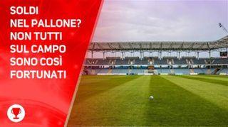 I calciatori italiani col più basso reddito annuo