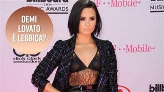 Demi Lovato è lesbica?