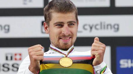 Mondiali ciclismo 2017, Peter Sagan (Ansa)