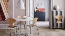 Ant Chair, 1952 designer Arne Jacobsen