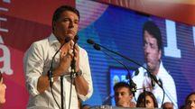 Matteo Renzi, segretario Pd (ImagoEc)