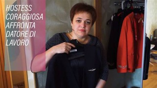 Discriminazione in volo: hostess denuncia Aeroflot