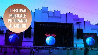 Rock in Rio: le dimensioni contano