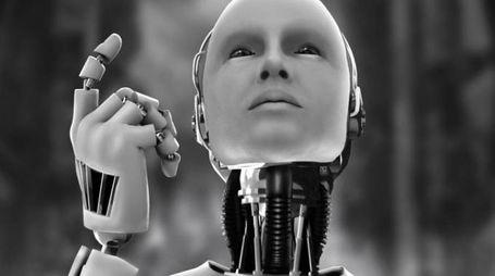 Un robot umanoide
