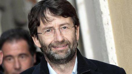 Il ministro Dario Franceschini (Ansa)