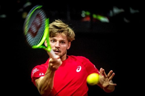 ATP Metz: Goffin vince in tre, Paire e Zverev comodi. Out Muller