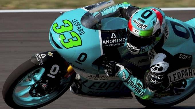 Moto3 Catalunya, primo Bastianini e secondo Bezzecchi. Due riminesi sul podio