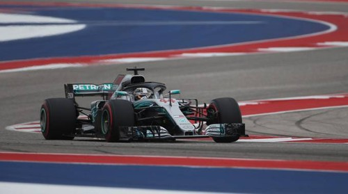 F1 Gp Usa 2018, pole a Hamilton. A un soffio Vettel e Raikkonen
