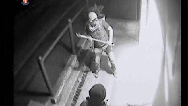 Raffica di spaccate, undici arresti (NewPress)