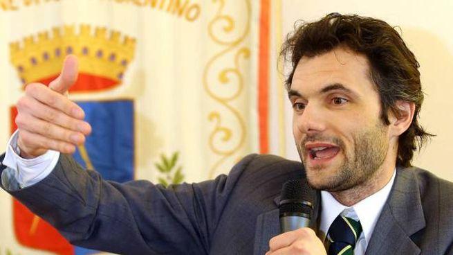 Il sindaco di Prato, Matteo Biffoni (Germogli)