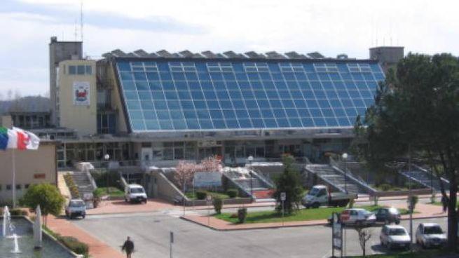La sede del Comune di Capannori