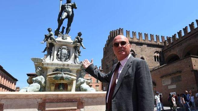 Il maestro Zagnoni per il Nettuno (foto Schicchi)