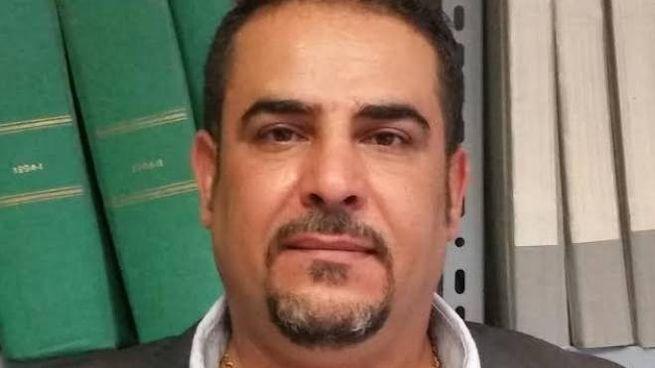 Ziti Hussam, di origini siriane, è titolare dell'hotel Tiby di via Rainusso