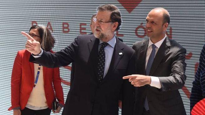 Fraterna amicizia e comunità di destino fra Italia e Spagna: lo dice Alfano a Rajoy a Expo