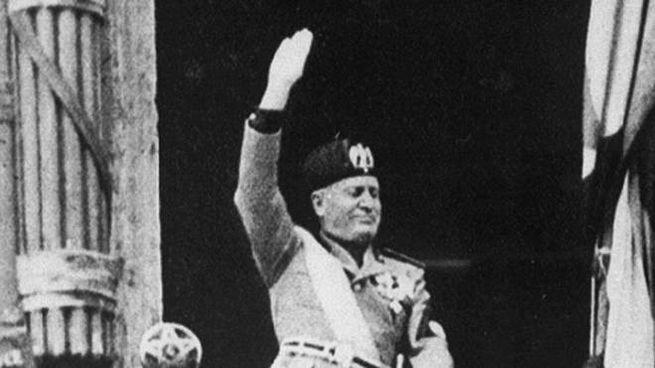 Benito Mussolini (Foto Ansa)