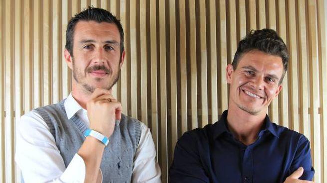 Riccardo Zanini e Filippo Scorza