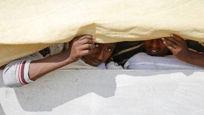 Migranti (Reuters)