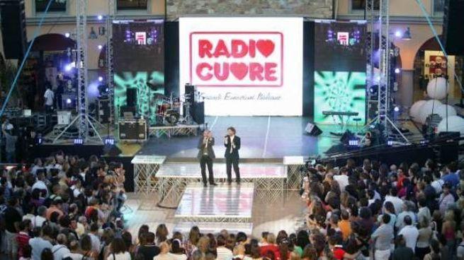 Uno spettacolo organizzato da Radio Cuore