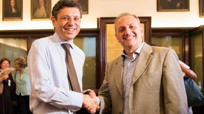 SFIDANTI  Francesco Ubertini e Gianluca Fiorentini
