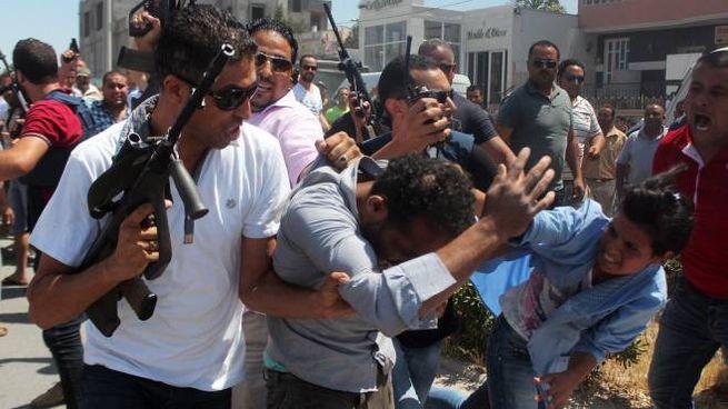 Attentato in Tunisia (Ansa)