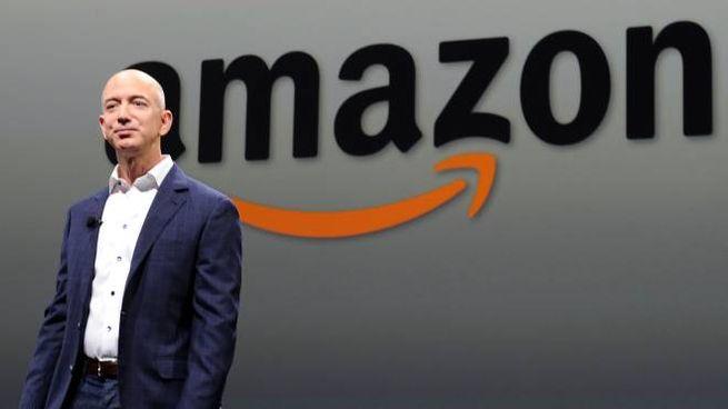 Jeff Bezos, CEO of Amazon (Afp)