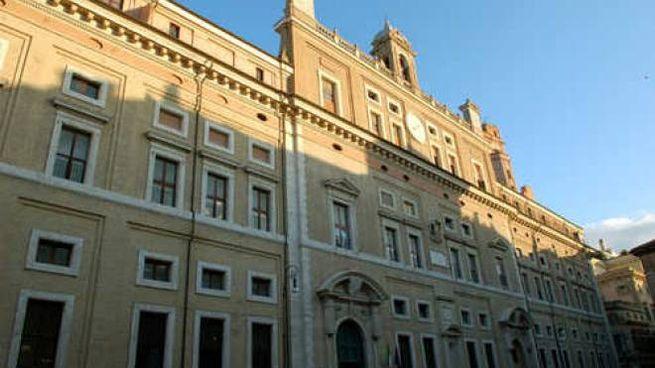 La sede del Ministero dei beni culturali