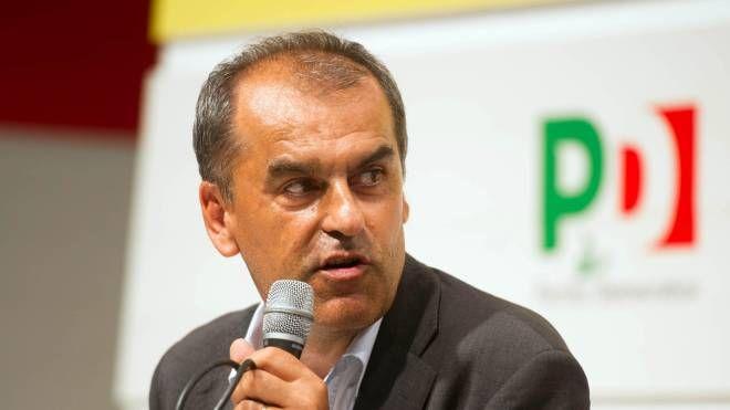 Il sindaco di Crevalcore, Claudio Broglia (FotoSchicchi)
