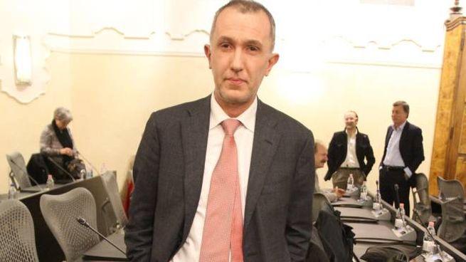 Il sindaco Brambilla