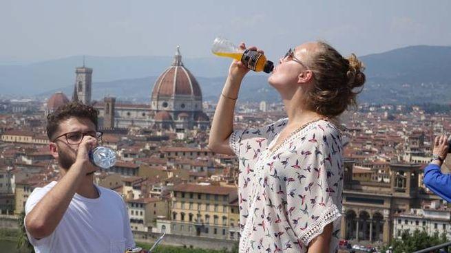 Caldo a Firenze (foto repertorio)
