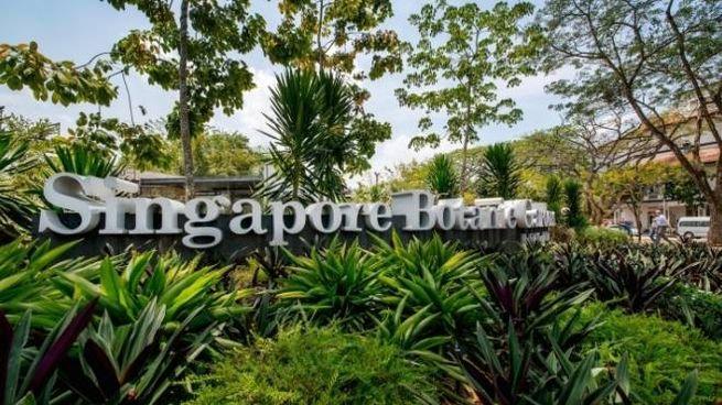 Botanic Gardens a Singapore
