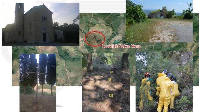 I luoghi del delitto di Ismaele Lulli