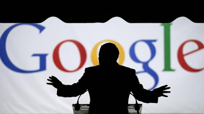 FILE - In this June 2, 2015 file photo, Georgia Gov. Nathan Deal speaks during a ceremony announcing a $300 million expansion of Google's data center operations in Lithia Springs, Ga. Google Inc. on Thursday, July 15, 2015 reported second-quarter earnings of $3.41 billion. (ANSA/AP Photo/David Goldman, File)
