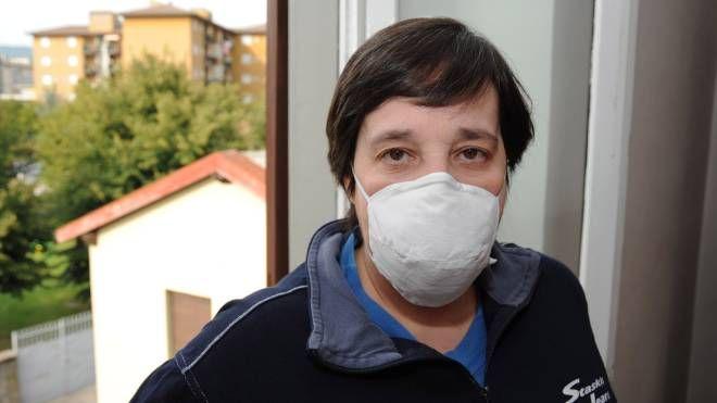 Marinella Oberti, 57 anni, è affetta da una grave e rara patologia, che la rende invalida al 100%
