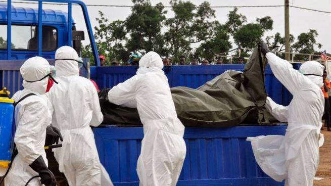 Epidemia di ebola in Liberia (Ap/Lapresse)